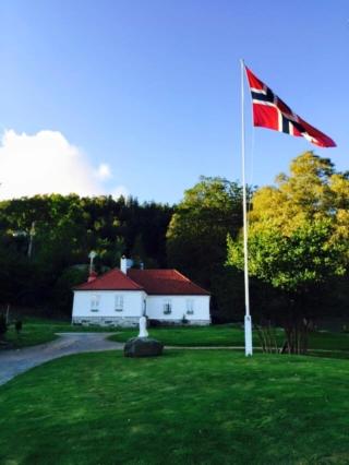 Selskapslokale Stallmestergaarden Moldegaard
