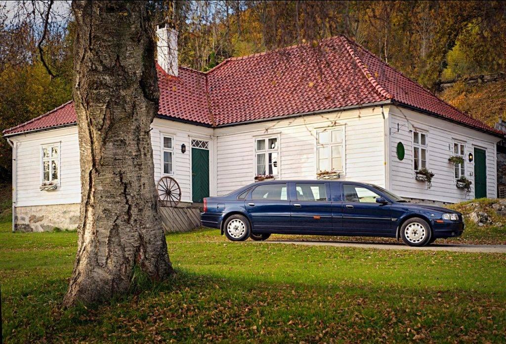 Stallmestergaarden Moldegaard høsten
