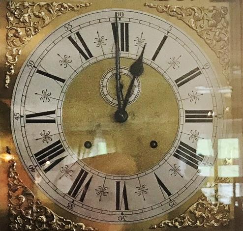 Stallmestergaarden klokke